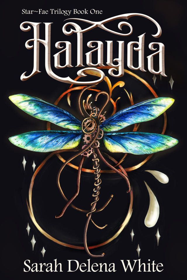 Halayda book cover