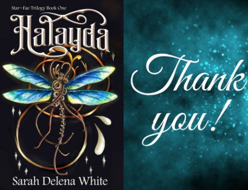 Thank You, Halayda Cover Reveal Team!