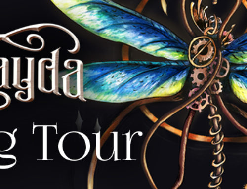 Halayda Blog Tour and Launch Party