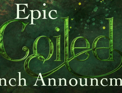 Coiled Launch Announcement: Hashtag Game, Launch Party, and More!