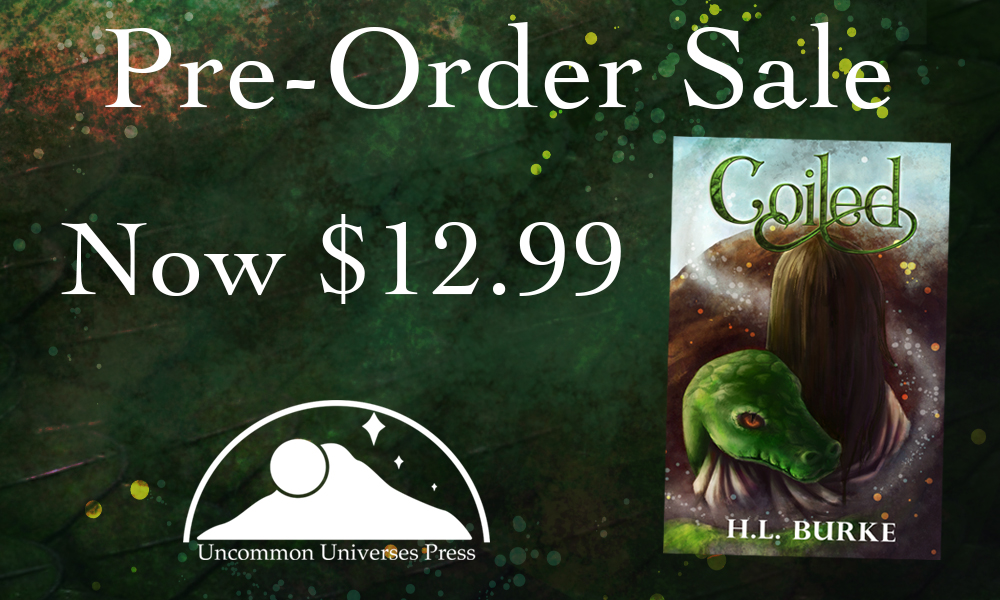 Coiled H. L. Burke preorder sale