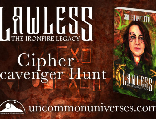 Lawless Blog Tour With Cipher Scavenger Hunt!