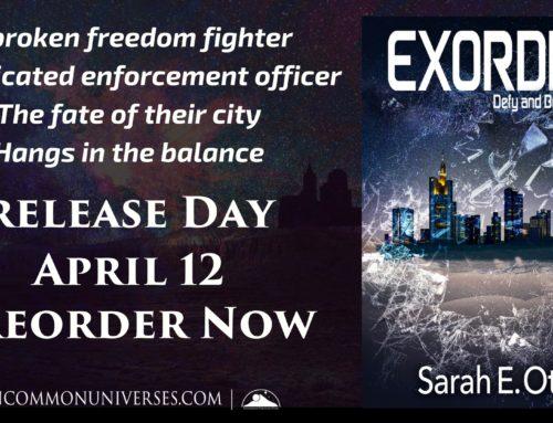 Exordia Cover Reveal!