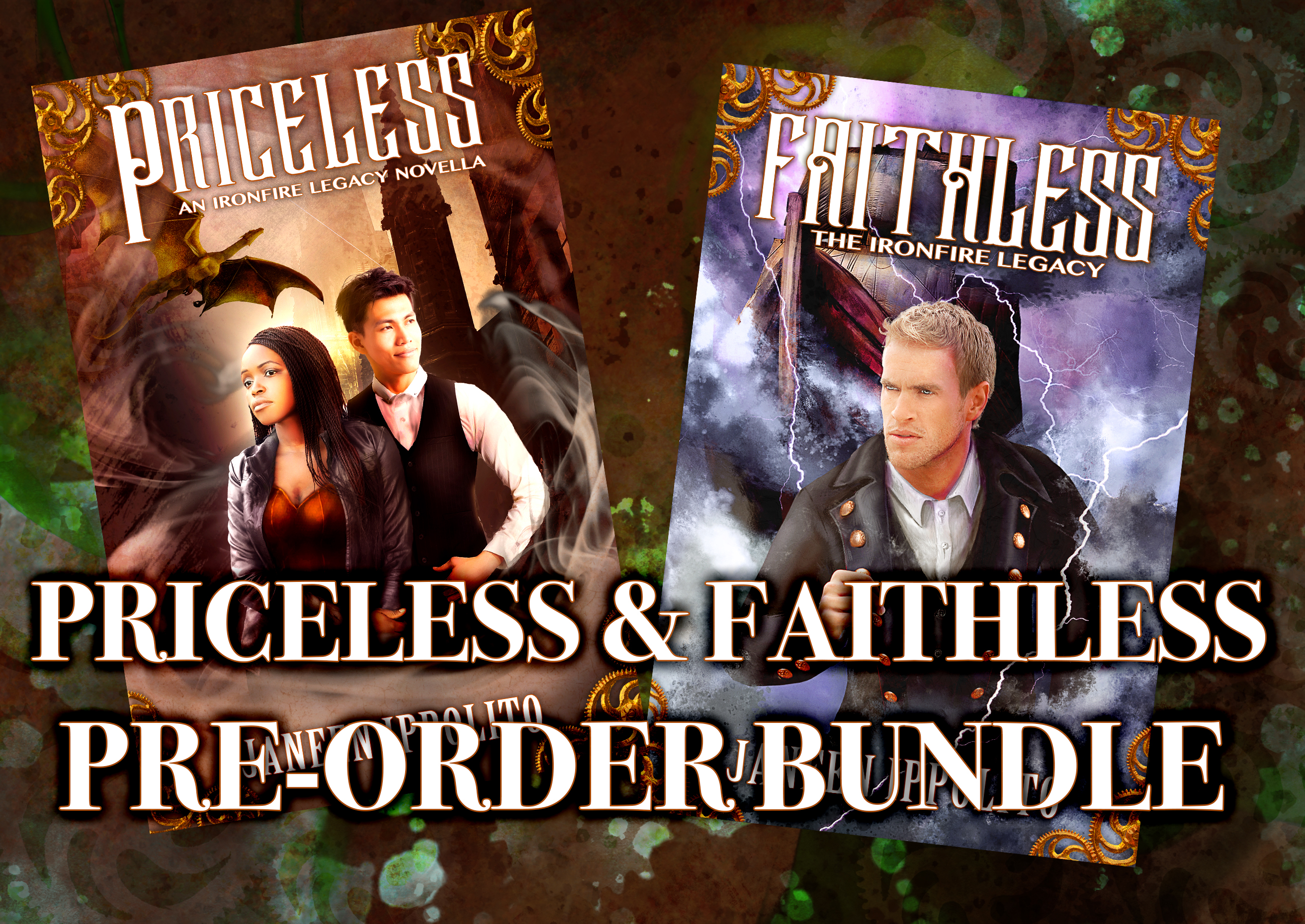 Priceless & Faithless Pre-Order Bundle