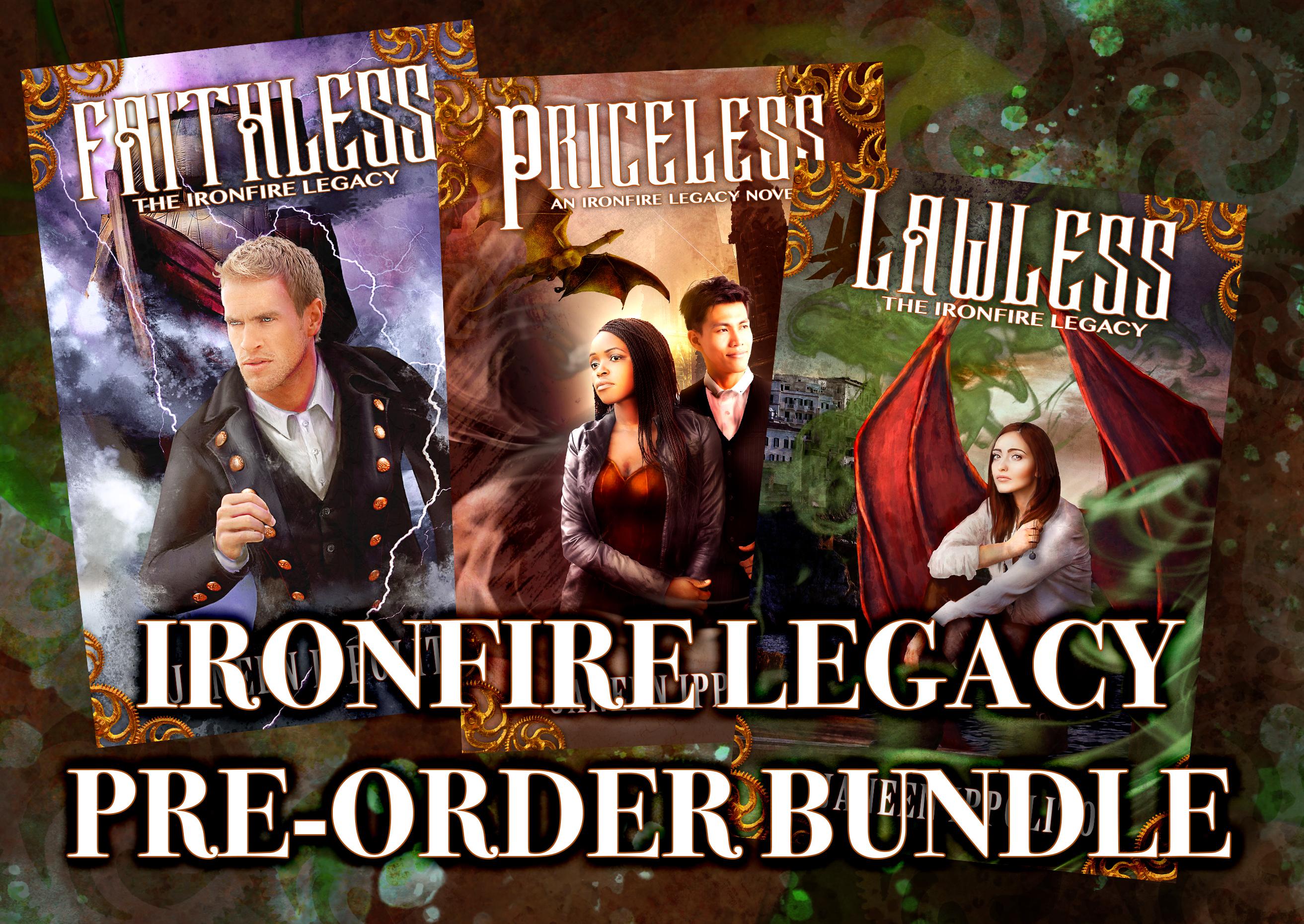Ironfire Legacy Pre-Order Bundle