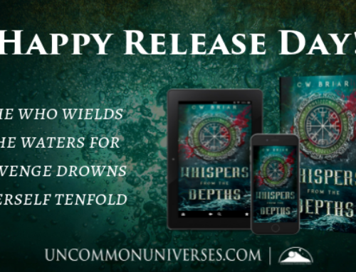 Happy Release Day to Whispers From The Depths!