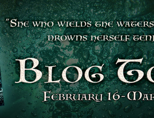 Whispers From The Depths Blog Tour!