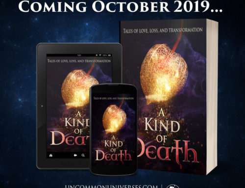 A Kind of Death Cover Reveal!