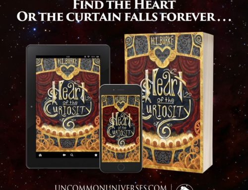 Happy Release Day to Heart of the Curiosity!